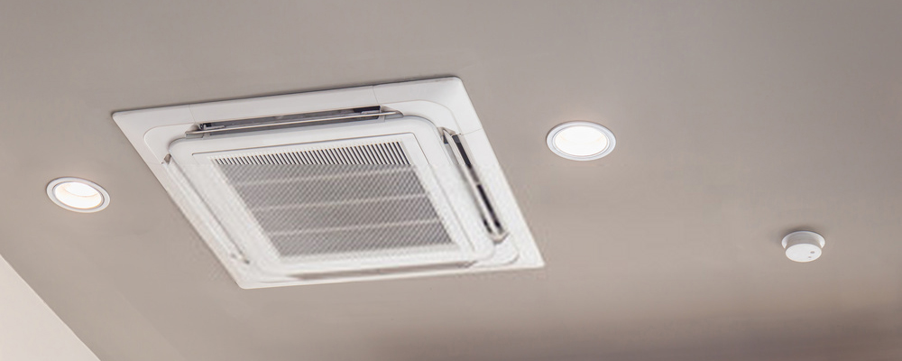 Ducted airconditioner