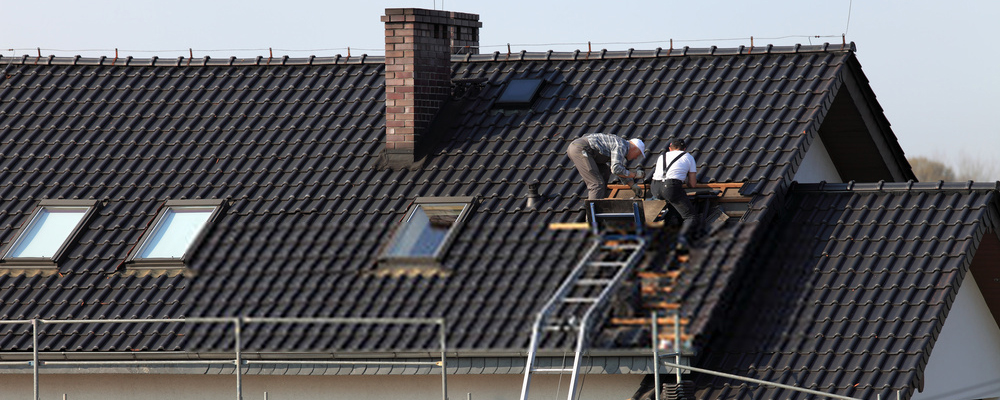 Roof fixing